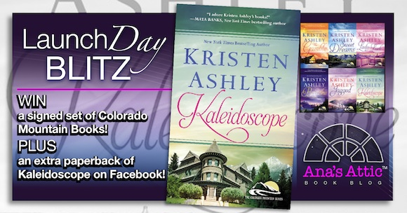 Kaleidoscope Launch Blitz with Giveaway