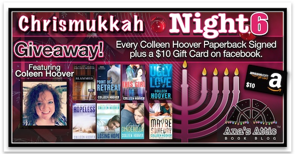 Chrismukkah Favorites – Colleen Hoover