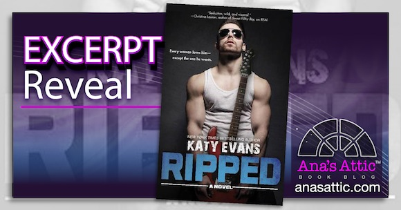 Katy Evans – Ripped Excerpt Reveal