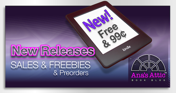 New Kindle Releases Sales and Free 12-16-14
