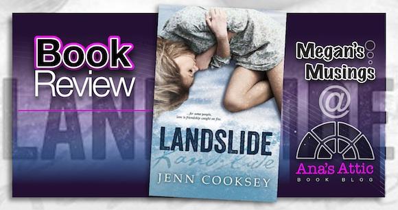 Megan's Musings – Landslide by Jenn Cooksey Review