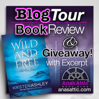 Wild and Free Kristen Ashley square