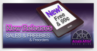New Kindle Releases, sales and Freebies 1-13-15