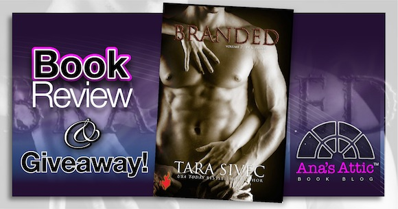 Book Review – Branded by Tara Sivec