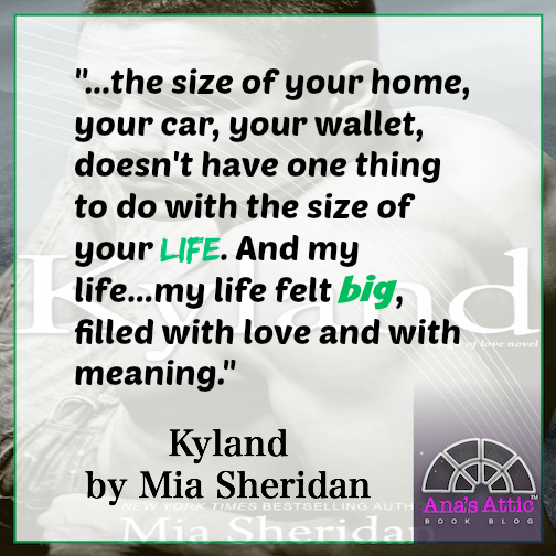 Kyland Mia Sheridan