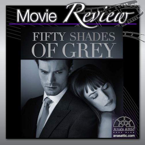 Movie review fifty shades of grey ana 39 s attic book blog for Second 50 shades of grey