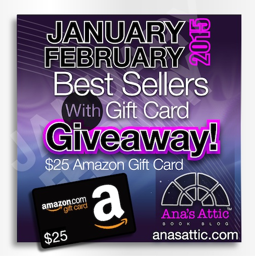 Bestsellers For January Amp February 2015 With 25 Giveaway