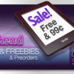 Weekend Kindle Sales and Freebies 3-7-15