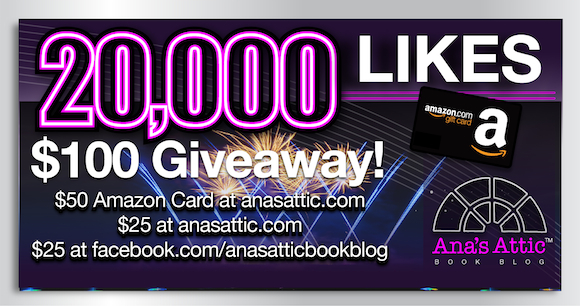 20,000 Facebook Likes Giveaway