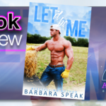 Book Review – Let it Be Me by Barbara Speak