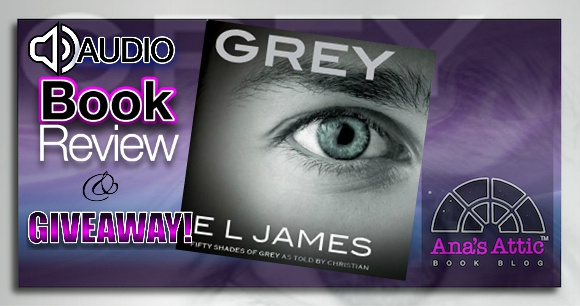 Audiobook Review: Grey by E.L. James