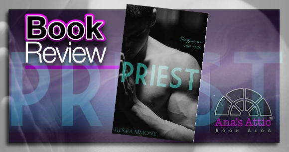 Book Review – Priest by Sierra Simone