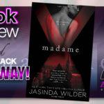 Book Review – Madame X by Jasinda Wilder