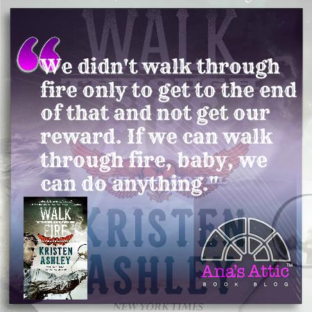 Walk Through Fire quote