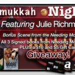 Chrismukkah 2015 Night 5: Julie A. Richman