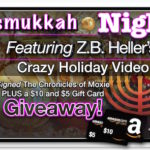 Chrismukkah 2015 Night 3 – ZB Heller