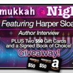 Chrismukkah 2015  Night 7 – Harper Sloan