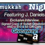Chrismukkah 2015 Night 8 – J. Daniels