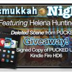 Chrismukkah 2015 Night 2 – Helena Hunting