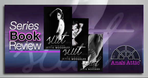 Series Review – The Twin Duo Series by Jettie Woodruff