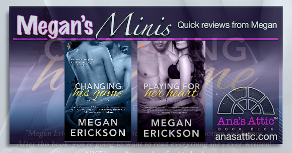 Megan's Musings – The Gamers by Megan Erickson with Giveaway
