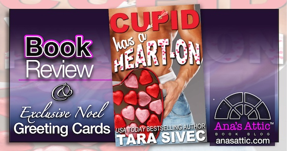Book Review – Cupid Has a Heart On by Tara Sivec