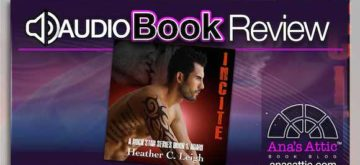 Audiobook Review – Incite by Heather C. Leigh