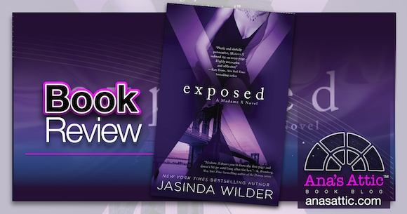 Book Review – Exposed by Jasinda Wilder