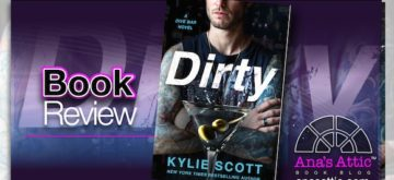 Book Review – Dirty by Kylie Scott