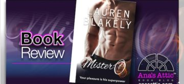Book Review – Mister O by Lauren Blakely
