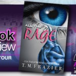 Blog Tour Review – All The Rage by T.M. Frazier