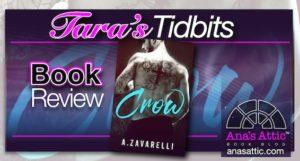 Tara's Tidbits – Crow by A. Zavarelli