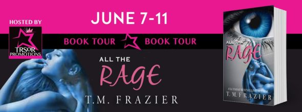 all the rage book tour 2