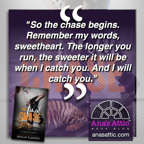 The Final Chase quote