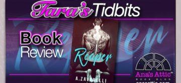 Tara's Tidbits – Reaper by A. Zavarelli