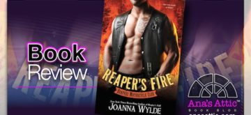 Book Review – Reaper's Fire by Joanna Wylde