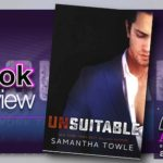 Book Review – Unsuitable by Samantha Towle