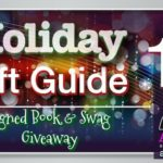 Holiday Gift Guide 1 with Signed Giveaway