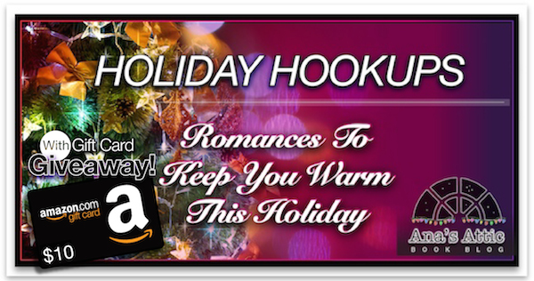Hot Holiday Romance Novels with $10 Giveaway