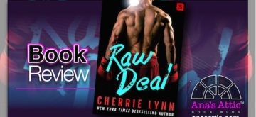 Book Review – Raw Deal by Cherrie Lynn