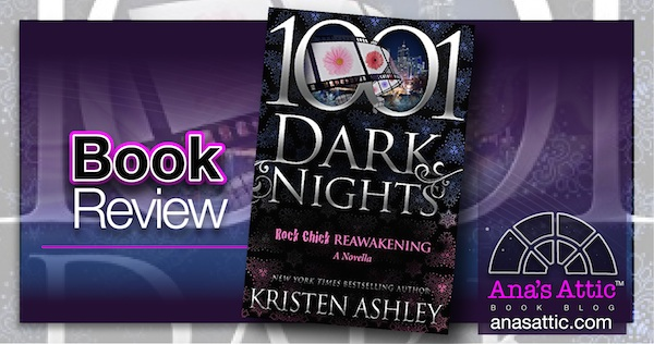 Book Review – Rock Chick Reawakening by Kristen Ashley