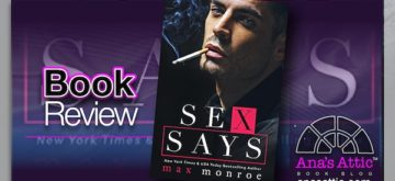 Book Review – Sex Says by Max Monroe