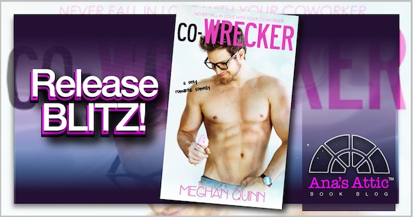 Release Blitz – Co-WRECKER by Meghan Quinn