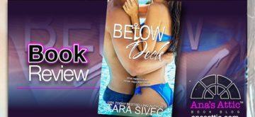 Book Review – Below Deck by Tara Sivec