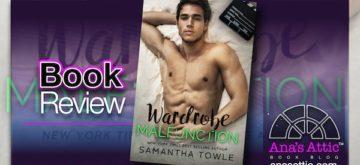Book Review – Wardrobe Malfunction by Samantha Towle