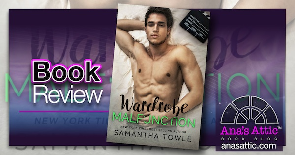 Book Review – Wardrobe Malfunction by Samantha Towle