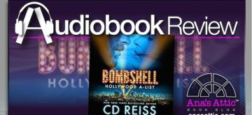 Audiobook Review – Bombshell by CD Reiss