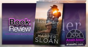 Book Review – Lost Rider by Harper Sloan