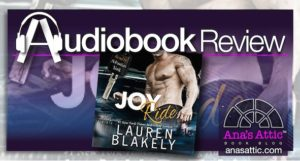 Audiobook Review – Joy Ride by Lauren Blakely