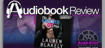 Audiobook Review – The Knocked Up Plan by Lauren Blakely